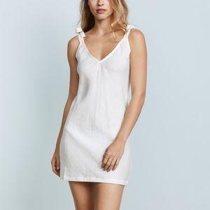 Mikoh Swim ARGENTINA Linen Mini Dress Cover Up